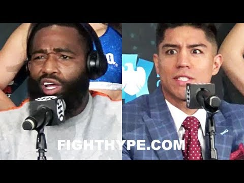 (ICYMI...MUST SEE!!!) COMPLETE BRONER VS. VARGAS HEATED FINAL PRESS CONFERENCE; TEMPERS ERUPT
