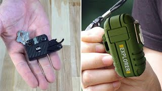 Amazing EDC Gadgets All Men Should Own! | Everyday Carry Items