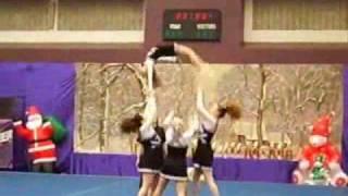 Cheer Stunts