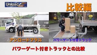 unload plus_動画【比較ver】