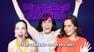 MUJERES ARRIBA una película dirigida por Andrés Feddersen