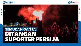 Bubarkan Pendukung Persija Jakarta yang Selebrasi di Bundaran HI, Polisi: Ada Temuan Ganja