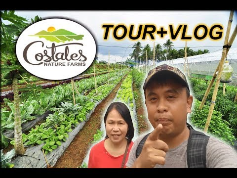 Costales Nature Farms Tour VLOG Mp3