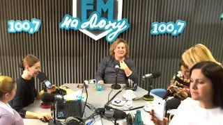 Александр Ягья в эфире радиостанции FM-на Дону