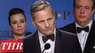 Golden Globes Winners for 'Green Book' Full Press Room Speeches   THR