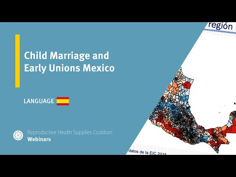 Child Marriage and Early Unions Mexico