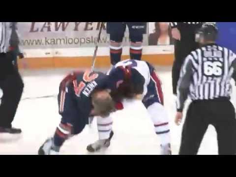 Nolan Kneen vs. Riley McKay