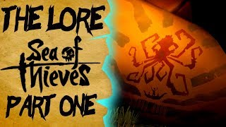 THE LORE OF SEA OF THIEVES // PART ONE // THE KRAKEN - Everything you need to know! #SeaOfThieves