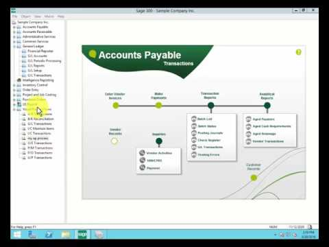 Sage 300 2016 Overview