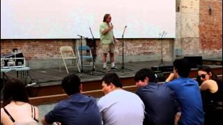 Ray DiTomasso at Providence Hoot Grant's Block Part 1 (6-8-2014)