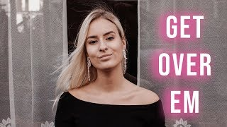 HOW TO GET OVER A GUY!!! (Who hurt you) 💁♀️💁♀️💁♀️[Actual Tips]