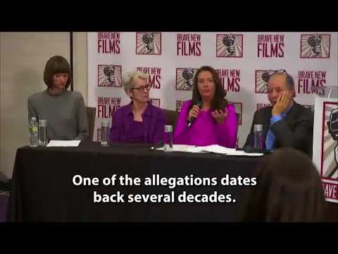 Accusers of Trump Sexual Misconduct Call for Congress to Investigate