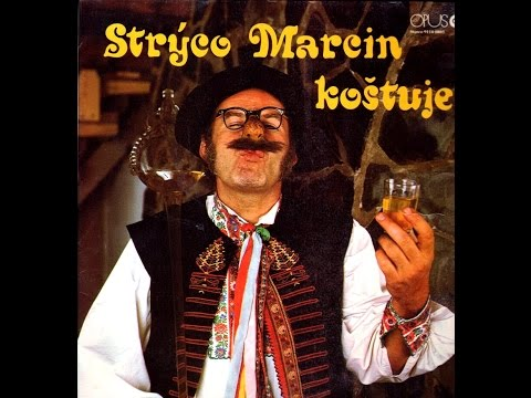 STRÝCO MARCIN KOŠTUJE - účinkuje Milan Mlsna_Rip vinyl LP