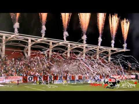 """""""Arde la ciudad - Real Estelì mas que un CLUB"""" Barra: Barra Kamikaze • Club: Real Estelí"""