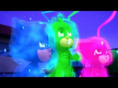 PJ Masks Episodes | PJ Masks Romeo Takes their Powers! 💥1 Hour Compilation | Cartoons for Kids