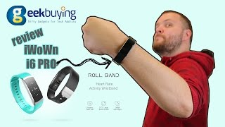 iWoWnFit i6 Pro Smart Band Review - Smartest Smart Band... for now