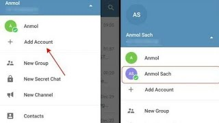 How To Create Multiple Accounts in one Telegram Application | #Telegram | #ArsalTech