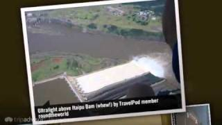preview picture of video 'Itaipu Dam - Puerto Iguazu, Province of Misiones, Litoral, Argentina'