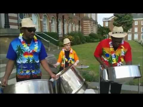 Steel Band City - Caribbean Steel Band Video