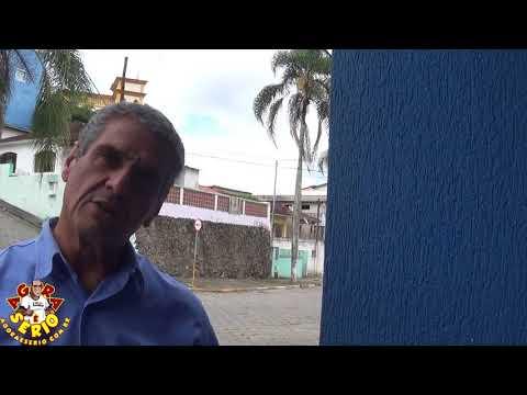 Cachorros Abandonados na Porta da Câmara de Juquitiba toca o Coração do Presidente Irineu Machado