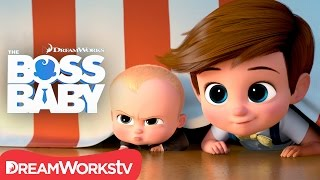 Baby Break In Exclusive Clip  THE BOSS BABY