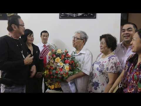Những hoạt động của cố NSƯT Chánh Tín cùng BVQT Minh Anh