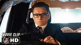 KINGSMAN: THE GOLDEN CIRCLE Clip - Rendezvous Swan (2017) by JoBlo HD Trailers