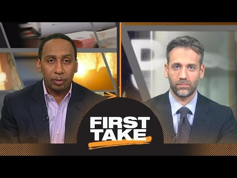 Stephen A. and Max debate Cavaliers vs. Raptors in NBA playoffs | First Take | ESPN
