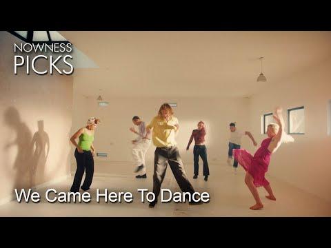 We Came Here To Dance / Vinimos aquí a bailar por Martha Treves