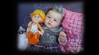 ПРОДАНА!!! ГОВОРЯЩАЯ кукла реборн Милена!!!