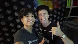 VLOG | Laser Tag With My Mate Nate