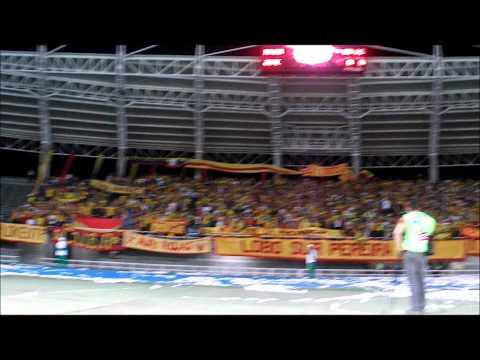 """""""Deportivo Pereira Vs America 01-10-2012 HD"""" Barra: Lobo Sur • Club: Pereira"""