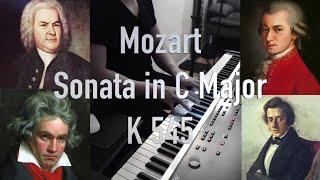 Ep. 3 Composer Mashup - Beethoven, Mozart, Bach, Chopin