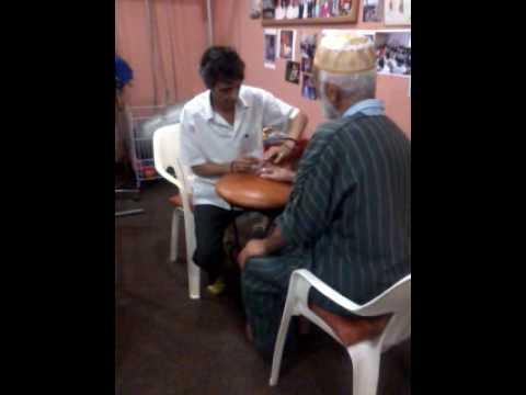 Uomo massaggi La prostata