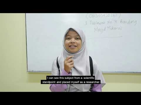 Indonesian student campus welcomes Ahmadiyya talk