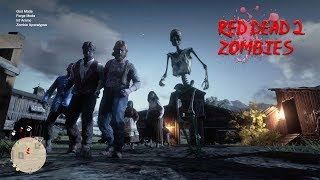 RED DEAD 2 ZOMBIES