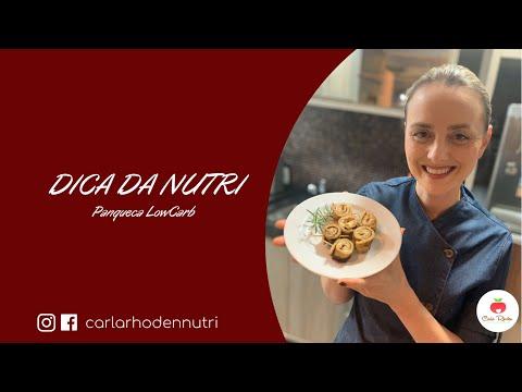 Dica da Nutri | Panqueca Low Carb | Nutricionista Carla Rhoden