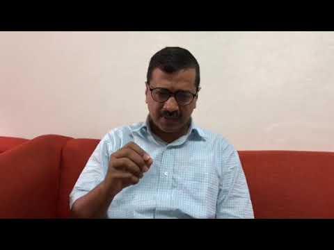 Delhi CM Arvind Kejriwal announces AAP's big Door to Door Campaign to call off officers strike