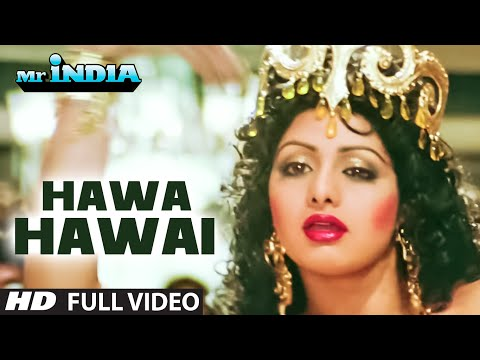 "'Hawa Hawai"" Mr. India - Full VIDEO Song 