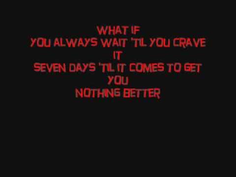 7 Days by Bullet For My Valentine [Lyrics]