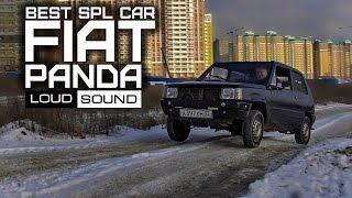Fiat Panda - Лучший в мире автомобиль для SPL