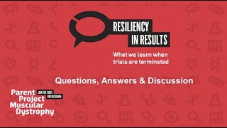 Resiliency in Results – What We Learn When Trials Are Terminated (September 16, 2020)