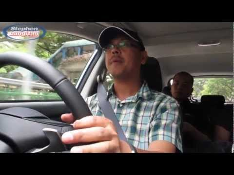 Subaru XV Test Drive @Singapore