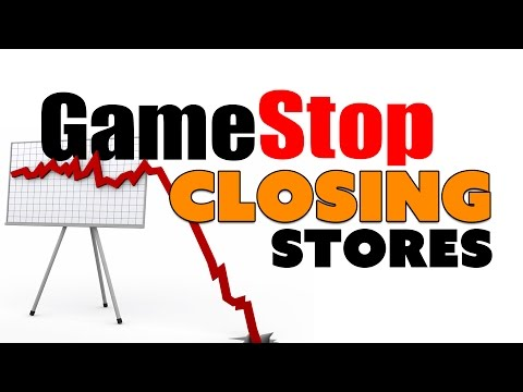 GameStop CLOSING STORES! - The Know Game News