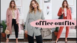 OFFICE OUTFIT INSPIRATION | sophie milner