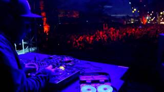 Beyond Wonderland 2011 Official Video - Kill the Noise- (on stage view)