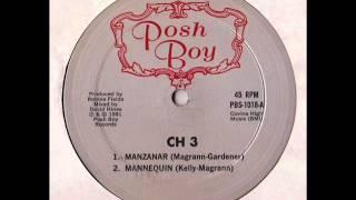 """CH3 (Channel 3) Manzanar 12"""" - 1981"""
