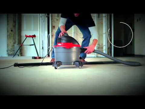 6 Gallon Wet/Dry Vac Video
