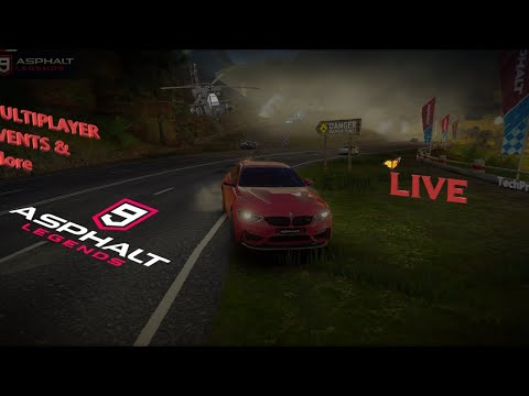Tech Prezz: Asphalt 9 Gameplay PC: Aventador SV Coupe Event