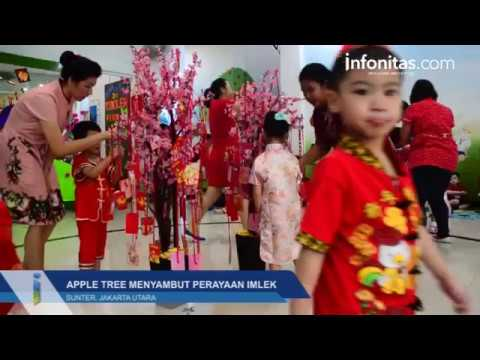 Menyambut Chinese New Year di Apple Tree
